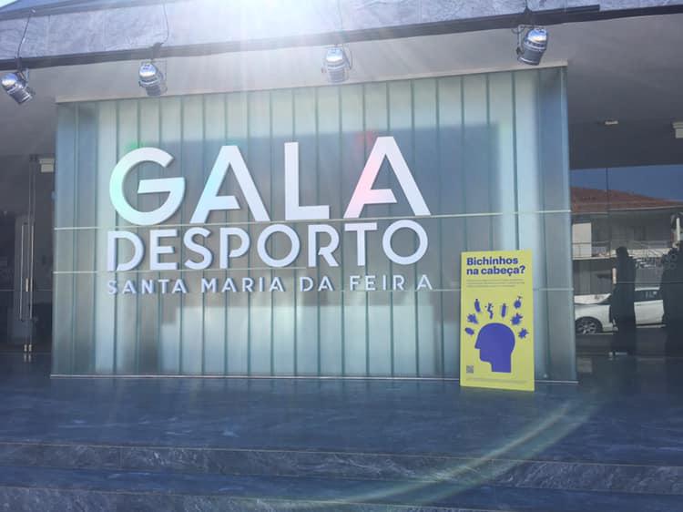 Rosto Solidário Campaign in Gala Desporto